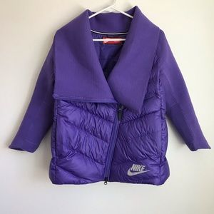 Nike Tech Fleece Aeroloft Asymmetrical Jacket